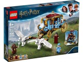 LEGO Harry Potter™ 75958 Kočár z Krásnohůlek: Příjezd do Bradavic™