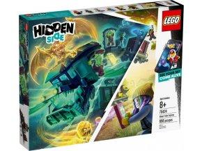 LEGO Hidden Side 70424 Vlak duchů