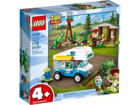LEGO Toy Story 10769 Toy Story 4 na dovolené s karavanem