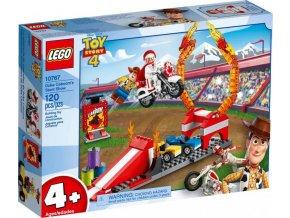 LEGO Toy Story 10767 Kaskadérská show Dukea Cabooma