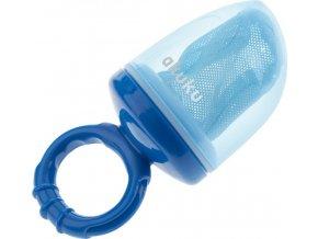Náhradní dětská krmící síťka na potraviny Akuku modrá 1 ks