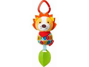 Skip Hop Hračka na C kroužku Bandana Buddies - Malý lev 0m+