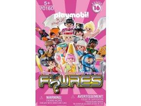 PLAYMOBIL® 70160 Figurka v sáčku holky, série 16