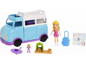 Polly Pocket Karavan