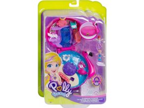 Polly Pocket Bazén plameňák