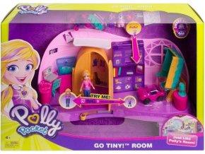 Polly Pocket pokojíček Go Tiny