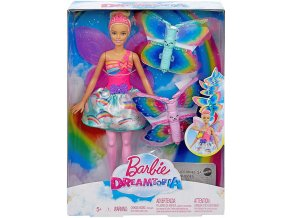 Barbie letajici vila s kridly