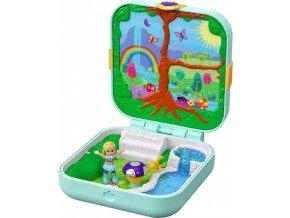 Polly Pocket Pidi svět v krabičce - Čarovný les