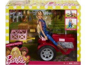 Barbie Herní set Farmářka