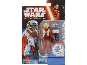 Star Wars Epizoda 7 Sněžné figurky X-Wing Pilot Asty