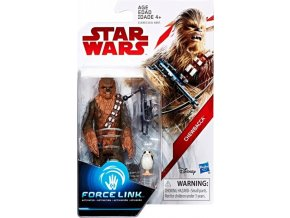 Star Wars epizoda 8 Force Link  figurka Chewbacca