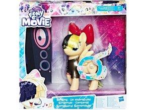 My little pony Songbird Serenade zpívající pony