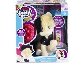 My Little Pony Songbird Serenade stylingova hlava ponik s doplnky
