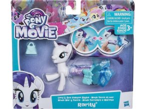 My Little Pony Proměňující se poník Rarity