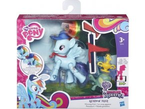 My Little Pony - Poník Rainbow Dash s kamarádem