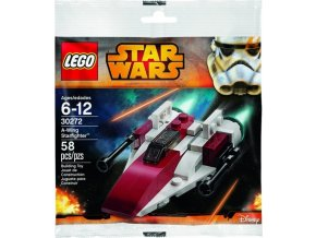 LEGO Star Wars 30272 A-Wing Sterfighter