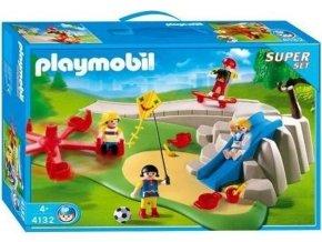 PLAYMOBIL 4132 Dětské hřiště, SuperSet