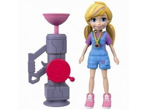 Polly Pocket Zip N Blast Polly