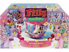 Adventní kalendář Filly Butterfly