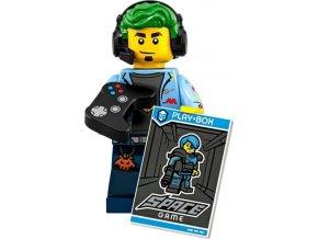 LEGO 71025 Minifigurka Hráč videoher