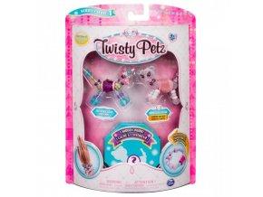 Twisty petz Butterscotch unicorn Berrytales cheetah zviratka naramky 1