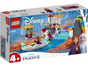 LEGO FROZEN II 41165 Anna a výprava na kánoi