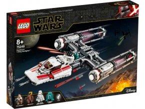LEGO Star Wars 75249 Stíhačka Y-Wing Odboje™