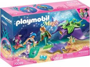 PLAYMOBIL 70099 morske panny s rejnoky 1