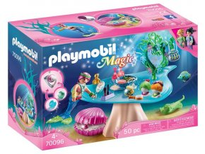 PLAYMOBIL 70096 podmorsky salon krasy se skrinkou na perly 1