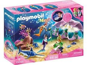 PLAYMOBIL 70095 nocni svetlo perlove musle 1