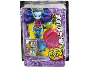 Monster High sestra Lagoona Blue panenka
