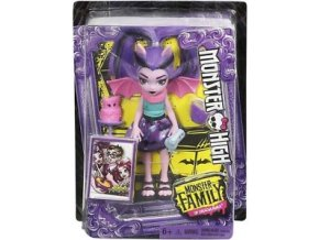 Monster High sestra Draculaura panenka 1