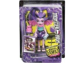 Monster High sestra Draculaura panenka 1