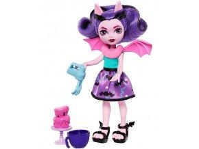 Monster High sestra Draculaura panenka 2