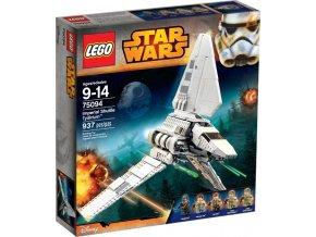 LEGO Star Wars 75094 Imperial Shuttle Tydirium - poškozený obal