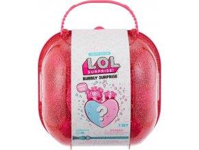 L.O.L. Surprise Bublající překvapení růžový box