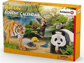 Schleich 97433 Adventní kalendář Divočina