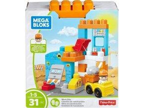 Mega Bloks First Builders Staveniště