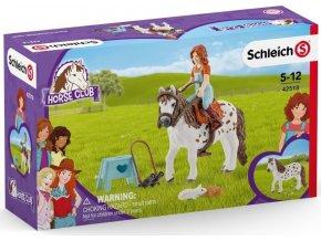 Schleich 42518 Horse Club Mia a Spotty