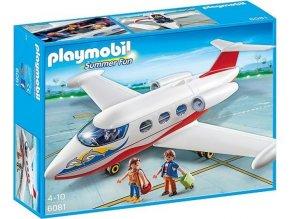PLAYMOBIL 6081 Prázdninové letadlo