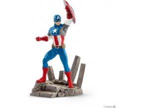 Schleich 21503 Figurka MARVEL - Captain America
