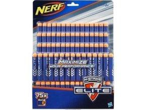 NERF Elite náhradní šipky 75ks