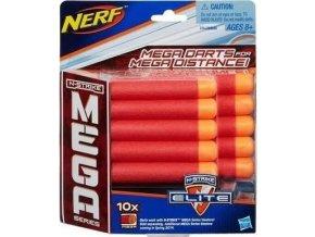 NERF Elite MEGA šipky 10ks
