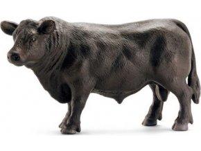 Schleich 13766 Býk černý Angusský
