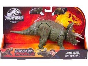 Jurský svět Dino Rivals, TRICERATOPS