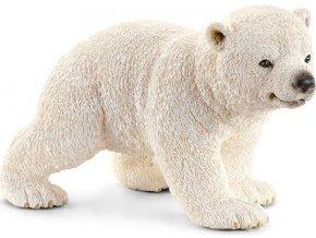 Schleich 14708 Lední medvěd chodící mládě