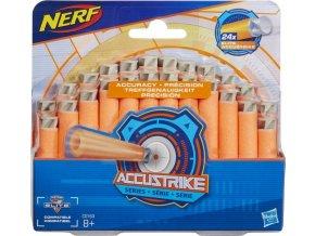 NERF Accustrike náhradní šipky 24ks