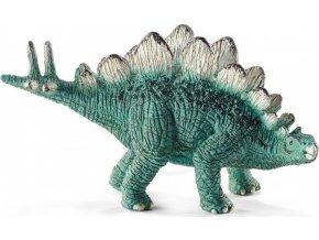 Schleich 14537 Stegosaurus mini