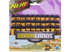 NERF Doomlands Náhradní šipky 30ks