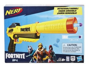 NERF Fortnite Sneaky Springer blástr